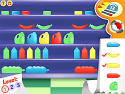 Higglytown: Grocery A Go Go game