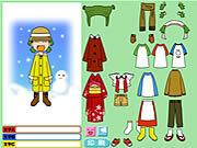 jeu Dress Yotsuba Online
