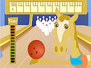 Pilar's Adventure - Thunder and Lightning game