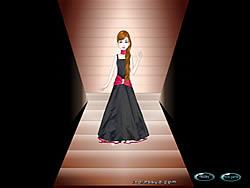 Barbie Flower Girl Dresses game