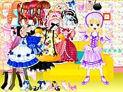 Jogar jogo grátis Sweet Candy Dress Up