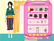 Jogar jogo grátis Girl Dressup Makeover36