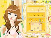 Permainan Girl Dressup Makeover 6