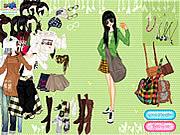 Jogar jogo grátis Let's Go in Style Dress Up