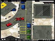 Play 18 wheeler challenge Game