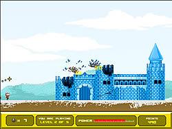 Ice Castle Blaster game