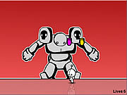 Play Dance of the robot Game