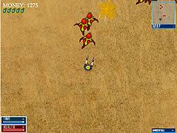 Alien Hunter Game game
