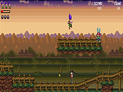 Forest Warrior game