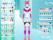 Robot Girl game