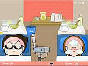 Facial House game