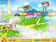 Play Puppy delta flying Game