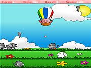 Shock Balloon Bomber game