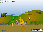 Play Castle fire Game