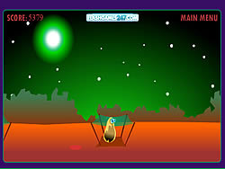 Alien Bounce game
