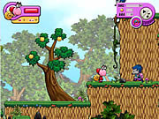 Play Xnail the forest guard Game