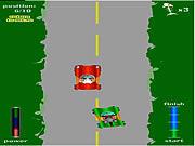 Stuart's Crazy Drive game