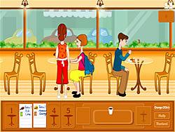Cafe Waitress game