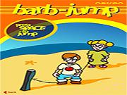 Barb-Jump game