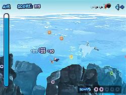 Dark Island Dive game
