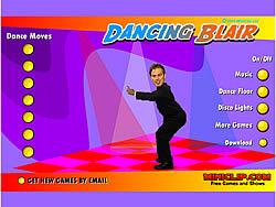Dancing Blair game