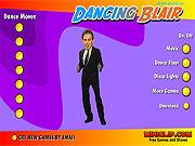 Spiel das Gratis-Spiel  Dancing Blair