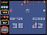 Dexter's Laser Lab game