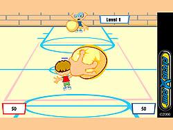 Ultimate Dodgeball game