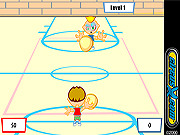 Play Ultimate dodgeball Game