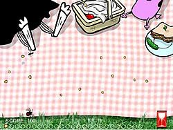 Picnic Pick-off game