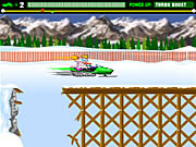 juego Super Snowmobile Rally