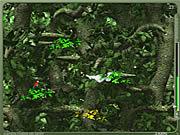 Yeti Sports (Part 8) - Jungle Swing game