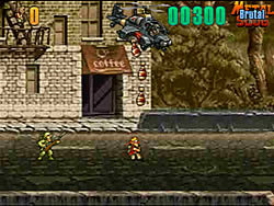 Metal Slug Brutal game
