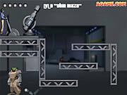 Play Hotseat gunner Game