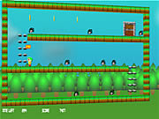 Jump for Coins 3D game
