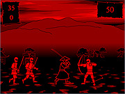 Play Rice hat warrior Game