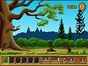 Tree Defense game