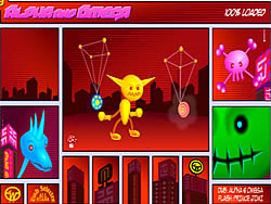 Alpha and Omega game