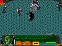 Batman in Crime Wave game