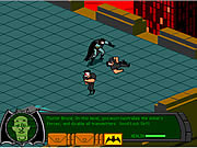 Batman in Crime Wave game