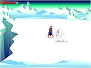 "Batman and Superman Adventures - World Finest ""Gauntlet of Doom"" game"