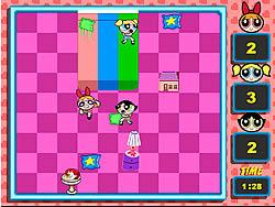 Powerpuff Girls - Pillow Fight game