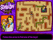 juego The Haunted World of Scooby Doo - The Haunting of the East
