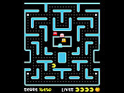 Play Ms pacman Game