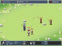 Anacroz Tactics game
