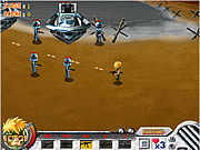 The Lost Warrior game