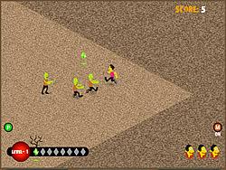Zombie Run game