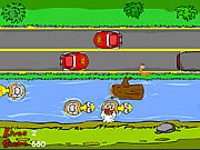 Play Why did the chicken cross the road Game