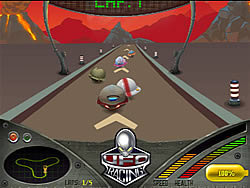 UFO Racing game