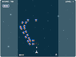 Space Bugs game